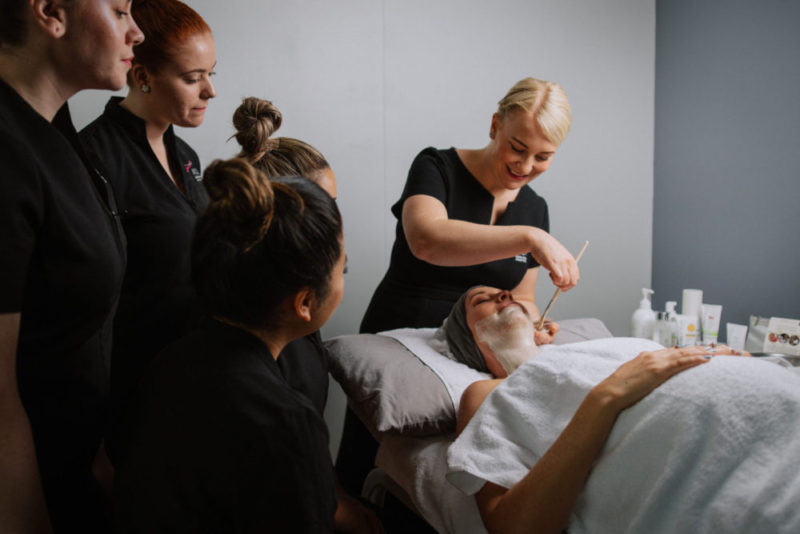 ACBT beauty courses in perth